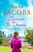 Cover-Bild zu Licence to Dream (eBook) von Jacobs, Anna
