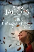 Cover-Bild zu The Corrigan Legacy (eBook) von Jacobs, Anna