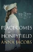 Cover-Bild zu Peace Comes to Honeyfield (eBook) von Jacobs, Anna