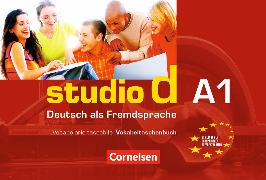 Cover-Bild zu Studio d A1. Vokabeltaschenbuch Deutsch-Italienisch