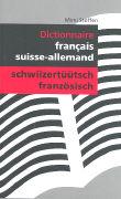 Cover-Bild zu Dictionnaire français - suisse-allemand