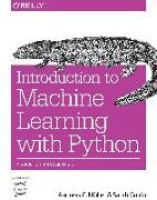 Cover-Bild zu Introduction to Machine Learning with Python von Mueller, Andreas C.