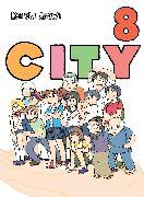 Cover-Bild zu Arawi, Keiichi: CITY, volume 8