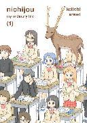 Cover-Bild zu Arawi, Keiichi: Nichijou, 1