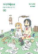 Cover-Bild zu Arawi, Keiichi: Nichijou, 9