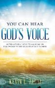 Cover-Bild zu You Can Hear God's Voice von Zadai, Kevin