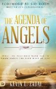 Cover-Bild zu The Agenda of Angels von Zadai, Kevin