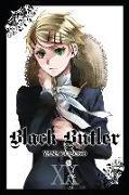 Cover-Bild zu Yana Toboso: Black Butler, Vol. 20
