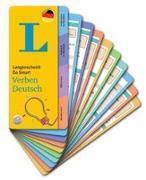 Cover-Bild zu Langenscheidt Go Smart Verben Deutsch - Fächer von Langenscheidt, Redaktion (Hrsg.)