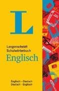 Cover-Bild zu Langenscheidt Schulwörterbuch Englisch - Mit Info-Fenstern zu Wortschatz & Landeskunde von Langenscheidt, Redaktion (Hrsg.)