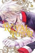 Cover-Bild zu Higasa Akai: The Royal Tutor, Vol. 5
