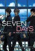 Cover-Bild zu Tachibana, Venio: Seven Days: Monday-Sunday