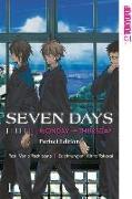 Cover-Bild zu Tachibana, Venio: Seven Days Perfect Edition 01