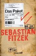 Cover-Bild zu Das Paket (eBook) von Fitzek, Sebastian