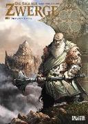 Cover-Bild zu Jarry, Nicolas: Die Saga der Zwerge 08. Sriza vom Tempel