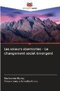 Cover-Bild zu Les valeurs aberrantes - Le changement social émergent von Kurup, Ravikumar