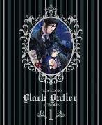 Cover-Bild zu Yana Toboso: Yana Toboso Artworks Black Butler 1