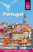 Cover-Bild zu Reise Know-How Reiseführer Portugal von Scheu, Thilo