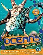 Cover-Bild zu Oceans von de La Bedoyere, Camilla