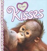 Cover-Bild zu I Love: Kisses von de la Bedoyere, Camilla