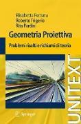 Cover-Bild zu Fortuna, Elisabetta: Geometria proiettiva