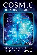 Cover-Bild zu Cosmic Reading Cards: Activation Cards for the Soul von Anastarsia, Nari