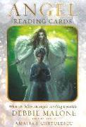 Cover-Bild zu Angel Reading Cards von Malone, Debbie
