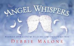 Cover-Bild zu ANGEL WHISPERS von Malone, Debbie