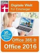 Cover-Bild zu Erle, Andreas: Office 365 & Office 2016