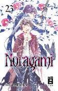 Cover-Bild zu Adachitoka: Noragami 23