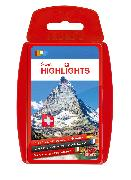 Cover-Bild zu Top Trumps - Swiss Highlights (d/f/i)