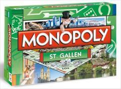 Cover-Bild zu Monopoly Kanton St. Gallen