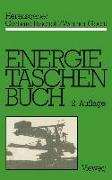 Cover-Bild zu Energietaschenbuch (eBook) von Bischoff, Gerhard