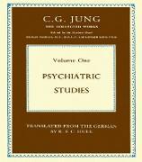 Cover-Bild zu Psychiatric Studies (eBook) von Jung, C. G.