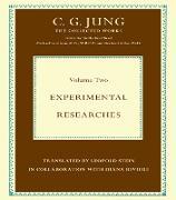 Cover-Bild zu Experimental Researches (eBook) von Jung, C. G.