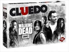 Cover-Bild zu Cluedo The Walking Dead AMC