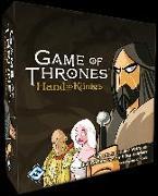 Cover-Bild zu Game of Thrones - Die Hand des Königs von Fantasy Flight Games (Hrsg.)