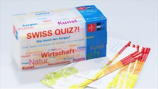 Cover-Bild zu Swiss Quiz ?!