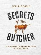 Cover-Bild zu Secrets of the Butcher (eBook) von Le Caisne, Arthur