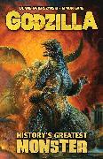 Cover-Bild zu Swierczynski, Duane: Godzilla: History's Greatest Monster