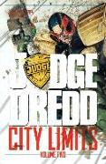 Cover-Bild zu Swierczynski, Duane: Judge Dredd: City Limits Volume 2