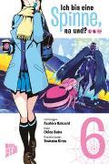 Cover-Bild zu Baba, Okina: Ich bin eine Spinne, na und? 6