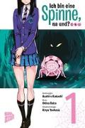Cover-Bild zu Baba, Okina: Ich bin eine Spinne, na und? 1