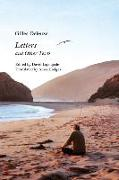 Cover-Bild zu Deleuze, Gilles: Letters and Other Texts