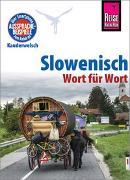 Cover-Bild zu Slowenisch - Wort für Wort von Wiesler, Alois