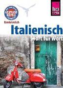 Cover-Bild zu Italienisch - Wort für Wort von Strieder, Ela