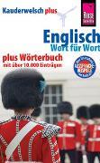 Cover-Bild zu Reise Know-How Sprachführer Englisch - Wort für Wort plus Wörterbuch mit über 10.000 Einträgen von Werner-Ulrich, Doris
