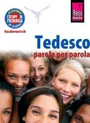 Cover-Bild zu Tedesco (Deutsch als Fremdsprache, italienische Ausgabe) von Schmidt, Claudia