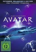 Cover-Bild zu James Camerons (Reg.): Avatar - Aufbruch nach Pandora (Collector's Edition)