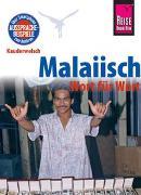 Cover-Bild zu Reise Know-How Sprachführer Malaiisch - Wort für Wort von Lutterjohann, Martin